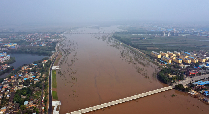 山西水灾受灾范围比河南更大,后续救援和灾后恢复面临挑战